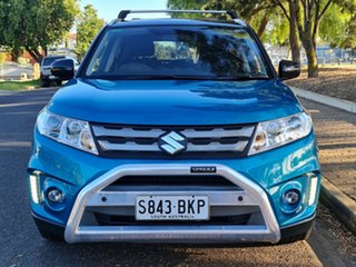 2016 Suzuki Vitara LY RT-S 2WD Blue 6 Speed Sports Automatic Wagon.