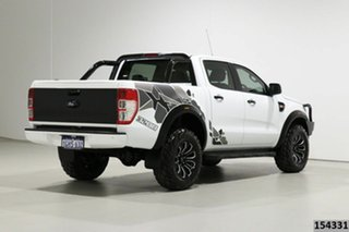2017 Ford Ranger PX MkII MY17 XL 3.2 (4x4) White 6 Speed Manual Crew Cab Utility