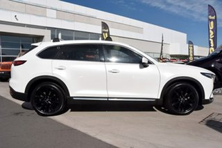 2016 Mazda CX-9 TC GT SKYACTIV-Drive i-ACTIV AWD Snowflake White 6 Speed Sports Automatic Wagon.