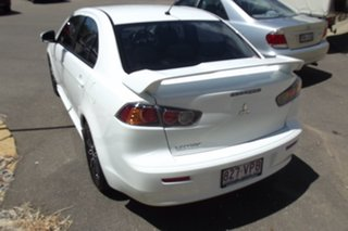 2015 Mitsubishi Lancer CJ MY15 ES Sport White 6 Speed Constant Variable Sedan