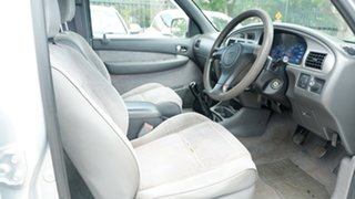 2003 Ford Courier PG XLT Crew Cab 4x2 Silver 5 Speed Manual Utility