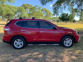 2015 Nissan X-Trail T32 ST X-tronic 4WD N-TREK Burning Red 7 Speed Constant Variable Wagon