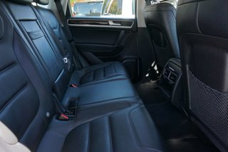 2013 Volkswagen Touareg 7P MY13 V6 TDI Tiptronic 4MOTION Cool Silver 8 Speed Sports Automatic Wagon