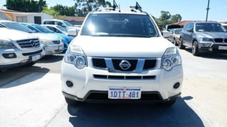 2011 Nissan X-Trail T31 Series IV ST White 6 Speed Manual Wagon.