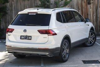 2021 Volkswagen Tiguan 5N MY21 140TDI Highline DSG 4MOTION Allspace White 7 Speed.