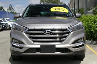 2016 Hyundai Tucson TLE Highlander D-CT AWD Silvery Gold Sand 7 Speed Sports Automatic Dual Clutch