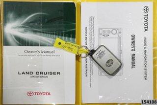2013 Toyota Landcruiser URJ202R MY13 VX (4x4) White 6 Speed Automatic Wagon
