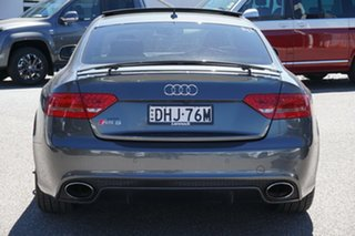 2010 Audi RS5 8T MY11 S Tronic Quattro Grey 7 Speed Sports Automatic Dual Clutch Coupe