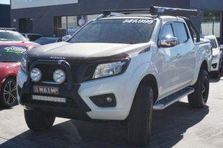 2015 Nissan Navara D23 ST-X White 7 Speed Sports Automatic Utility