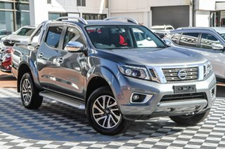 2020 Nissan Navara D23 S4 MY20 ST-X Slate Grey 7 Speed Sports Automatic Utility.