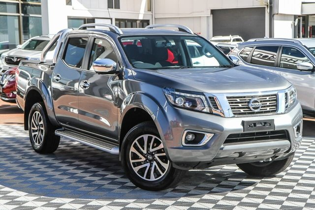 Used Nissan Navara D23 S4 MY20 ST-X Attadale, 2020 Nissan Navara D23 S4 MY20 ST-X Slate Grey 7 Speed Sports Automatic Utility