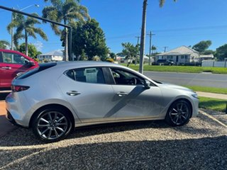 2021 Mazda 3 G20 Evolve  Silver 6 Speed Automatic Hatchback