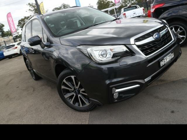 Used Subaru Forester MY18 2.5I-S Kingswood, 2017 Subaru Forester MY18 2.5I-S Grey Continuous Variable Wagon