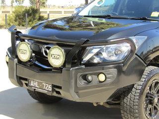 2015 Mazda BT-50 UR0YF1 XTR Black 6 Speed Sports Automatic Utility
