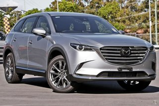 2020 Mazda CX-9 TC Azami SKYACTIV-Drive i-ACTIV AWD Silver 6 Speed Sports Automatic Wagon.
