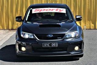 2010 Subaru Impreza G3 MY11 WRX AWD Grey 5 Speed Manual Hatchback.
