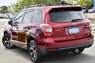 2013 Subaru Forester S4 MY13 2.5i-S Lineartronic AWD Venetian Red 6 Speed Constant Variable Wagon.