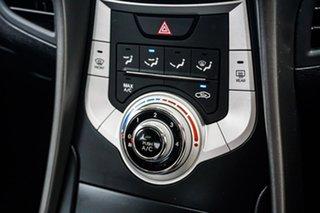 2011 Hyundai Elantra MD Active Blue 6 Speed Manual Sedan