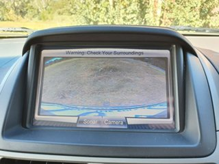 2012 Ford Territory SZ TS Grey Sports Automatic Wagon