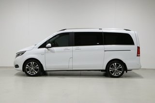 2016 Mercedes-Benz V250d 447 Avantgarde MWB White 7 Speed Automatic Wagon