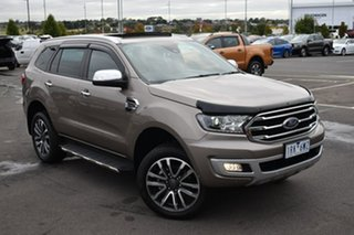 2020 Ford Everest UA II 2020.25MY Titanium Silver 10 Speed Sports Automatic SUV.