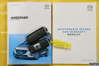 2019 Mazda 2 DJ GT (5Yr) Soul Red 6 Speed Automatic Hatchback