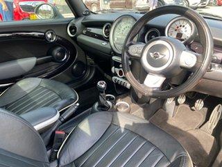 2010 Mini Hatch R56 Cooper S Chilli Beige 6 Speed Manual Hatchback