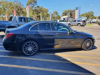 2014 Mercedes-Benz C-Class W205 C250 7G-Tronic + Black 7 Speed Sports Automatic Sedan