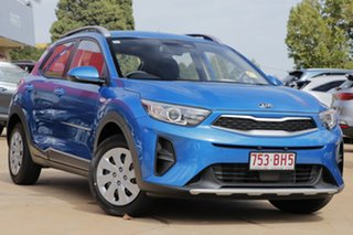 2021 Kia Stonic YB MY21 S FWD Sporty Blue 6 Speed Automatic Wagon.