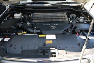 2010 Toyota Landcruiser VDJ200R MY10 Sahara White 6 Speed Sports Automatic Wagon