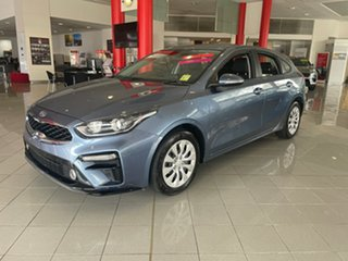 2020 Kia Cerato BD MY20 S Blue 6 Speed Sports Automatic Hatchback.