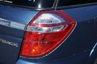 2007 Subaru Outback 3Gen Luxury Blue Sports Automatic SUV
