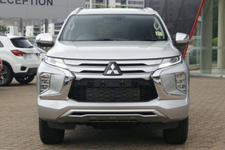 2021 Mitsubishi Pajero Sport QF MY21 Exceed Sterling Silver 8 Speed Sports Automatic Wagon