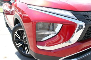 2021 Mitsubishi Eclipse Cross YB MY21 Aspire 2WD Sterling Silver 8 Speed Constant Variable Wagon.
