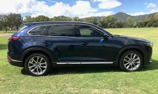 2017 Mazda CX-9 TC GT SKYACTIV-Drive Blue 6 Speed Sports Automatic Wagon