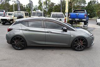 2018 Holden Astra BK MY18.5 R Cosmic Grey 6 Speed Sports Automatic Hatchback.