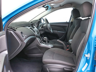 2012 Holden Cruze JH MY13 CD Blue 6 Speed Automatic Sedan