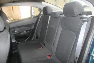 2012 Holden Cruze JH MY13 CD Blue 6 Speed Automatic Sedan