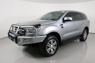 2016 Ford Everest UA Trend Silver 6 Speed Automatic SUV.