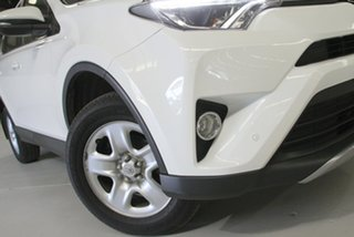 2017 Toyota RAV4 ZSA42R MY17 GX (2WD) Glacier White Continuous Variable Wagon.