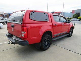 2018 Holden Colorado RG MY19 Z71 Pickup Crew Cab Red 6 Speed Sports Automatic Utility