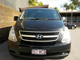 2010 Hyundai iLOAD TQ-V Black 5 Speed Manual Van
