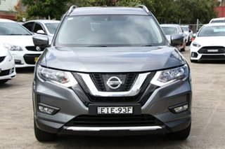 2017 Nissan X-Trail T32 ST-L (FWD) Grey Continuous Variable Wagon