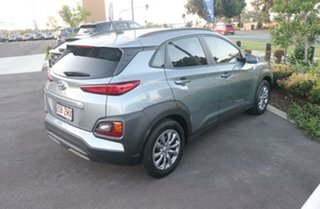 2019 Hyundai Kona OS.3 MY20 Go 2WD Silver 6 Speed Sports Automatic Wagon.