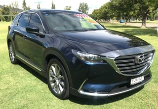 2017 Mazda CX-9 TC GT SKYACTIV-Drive Blue 6 Speed Sports Automatic Wagon.