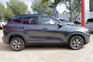 2021 Kia Seltos SP2 MY21 Sport+ 2WD Gravity Grey 1 Speed Constant Variable Wagon.