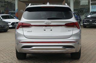 2021 Hyundai Santa Fe Tm.v3 MY21 Highlander DCT Typhoon Silver 8 Speed Sports Automatic Dual Clutch