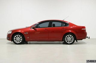 2012 Holden Berlina VE II MY12 Red 6 Speed Automatic Sedan