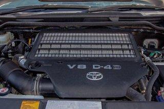 2016 Toyota Landcruiser VDJ200R GX Silver Pearl 6 Speed Sports Automatic Wagon