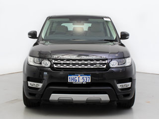 2014 Land Rover Range Rover LW Sport 3.0 SDV6 HSE Grey 8 Speed Automatic Wagon.